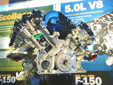 2012 ford f-150 engine 5.0 l v8 hp