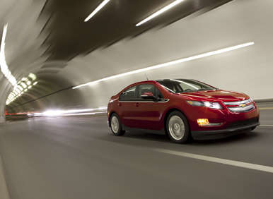 Chevrolet Volt Production Idled Due To Slow Sales