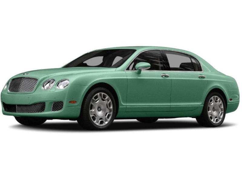 Bentley Continental Flying Spur Aquamarine Metallic