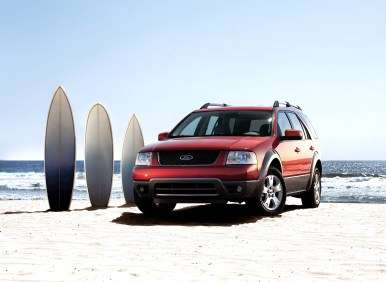 2005 & Ford Freestyle/Taurus X Used Crossover Buyer\u0027s Guide | Autobytel.com Pezcame.Com