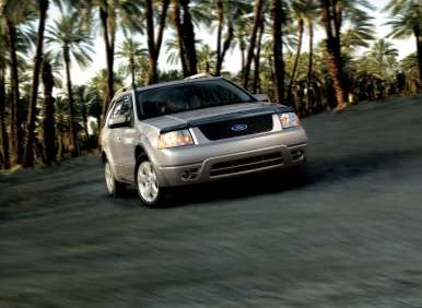 2006 & Ford Freestyle/Taurus X Used Crossover Buyer\u0027s Guide | Autobytel.com Pezcame.Com