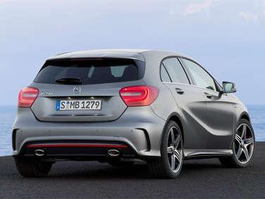 Mercedes benz a class compact hatchback coming to america for Mercedes benz hatchback models