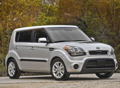 2012 kia soul offers stylish way to earn 35 mpg highway. Black Bedroom Furniture Sets. Home Design Ideas