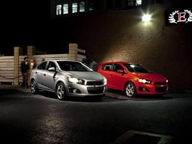 2012 Ford Fiesta Vs 2012 Chevrolet Sonic Autobytel Com