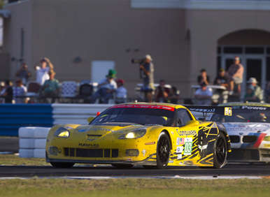 Chevy Corvette Becomes First U.S. Member of Sebring Hall of Fame