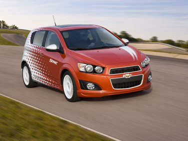Forced Induction Made Easy: Chevy Sonic Turbo Gets Six-Speed Automatic