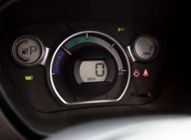 The 2012 Mitsubishi I MiEV Offers A Healthy Range