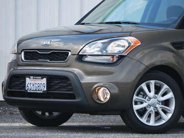 2012 Kia Soul Road Test and Review