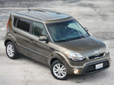 2012 Kia Soul Review: Pricing And Trim Levels
