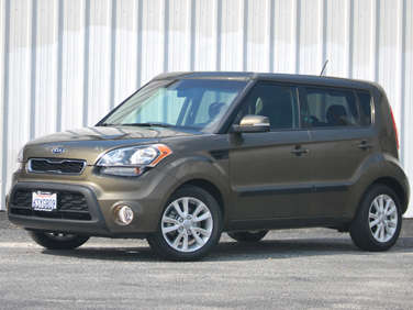 2012 kia soul road test and review. Black Bedroom Furniture Sets. Home Design Ideas