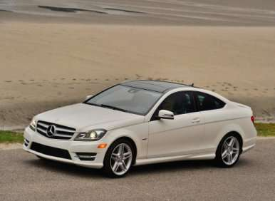 10 Things You Need To Know About The 2012 Mercedes-Benz C-Class