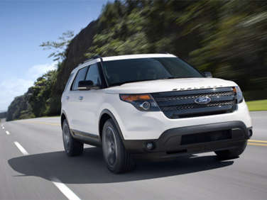2013 Ford Explorer Sport Adds More Power, Meaner Styling
