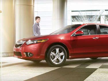 Acura TSX Used Car Buyer