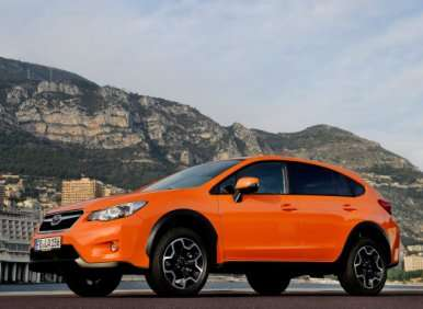 2013 Subaru XV Crosstrek Brings Compact Crossover Goodness To New York Auto Show
