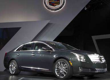 Pricing Revealed for 2013 Cadillac XTS
