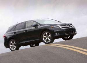 2013 Toyota Venza Displays Subtle Changes At New York Auto Show