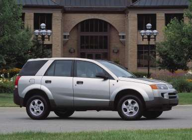 Saturn Vue Used Car Er S Guide 2002 2007