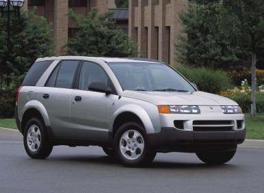 Saturn Vue Used Car Er S Guide 2002