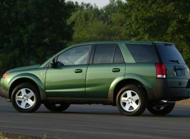 Saturn Vue Used Car Er S Guide 2004