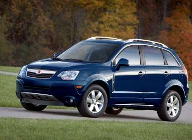 saturn vue used car buyer s guide. Black Bedroom Furniture Sets. Home Design Ideas