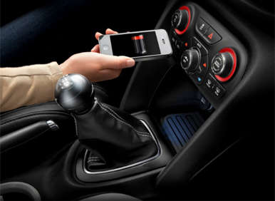 2013 Dodge Dart Offers In-Vehicle, Wireless Device Charging