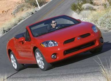 Mitsubishi eclipse spyder used car buyers guide autobytel mitsubishi eclipse spyder used car buyers guide 2007 sciox Gallery
