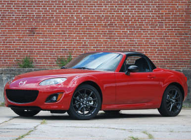 2012 Mazda MX 5 Miata Special Edition Review: Pricing And Trim Levels