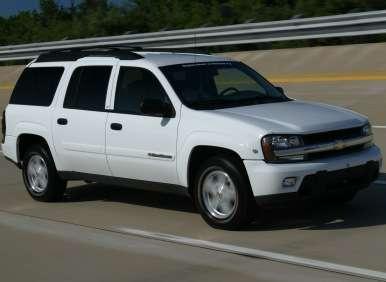 Chevrolet Trailblazer Used Suv Ers Guide 2004 2005