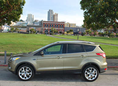 2013 Ford Escape First Drive Review  Autobytelcom