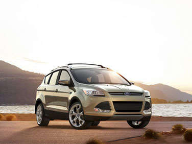 2013 Ford Escape First Drive Review