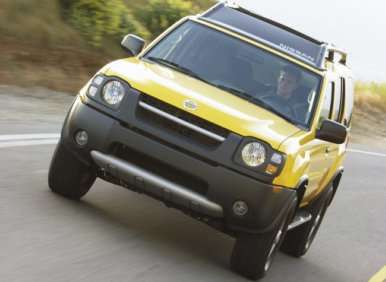 Nissan Xterra Used SUV Buyer's Guide