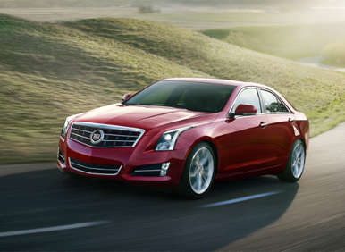 2013 Cadillac ATS MSRP Pricing Announced, Will Start at $33,990
