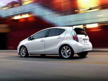 2012 Toyota Prius c Road Test and Review