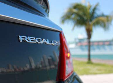 buick regal gs manual review