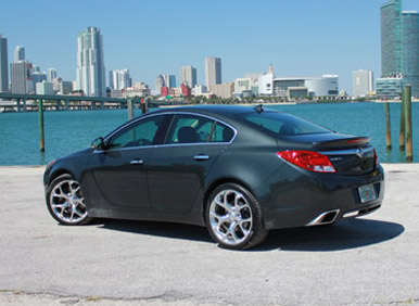 2012 Buick Regal Gs Road Test And Review Autobytel Com