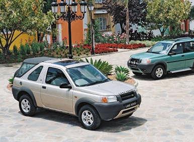 Land Rover Freelander Used SUV Buyers Guide | Autobytel.com