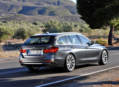 Introducing the 2013 BMW 3 Series Sports Wagon