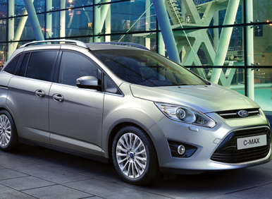 2013 Ford C-MAX Hybrid: Priced Below the Toyota Prius v and Available for Ordering Now