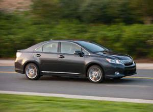 2012 Lexus HS 250h: Production Ends, Discounts Begin?