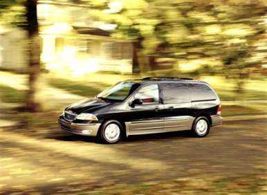 Ford Windstar Used Minivan Buyers Guide