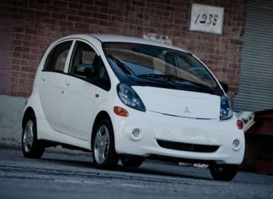 10 Things You Need To Know About The 2012 Mitsubishi i-MiEV