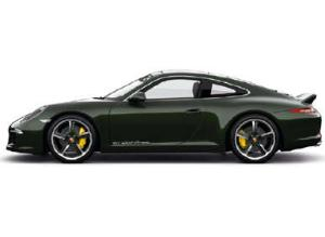 Porsche Honors Car Club Milestone with 2012 Porsche 911 Club Coupe
