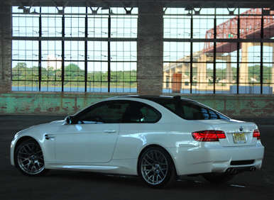 2012 Bmw M3 Coupe Road Test And Review Autobytel Com