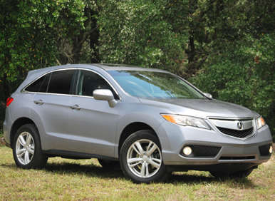 2013 acura rdx road test and review autobytel com