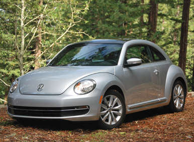 2013 Volkswagen Beetle TDI MSRP Announced, Prices Starting at $23,995