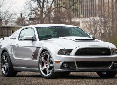 Big-time Roush: Legendary Performance Crew Take on the Ford Mustang V6