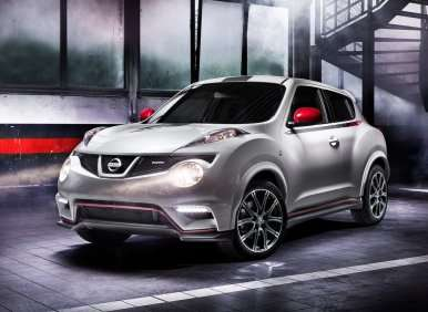 Nissan Juke Nismo Unveiled at Le Mans