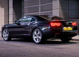 2012 Chevrolet Camaro Shows Up in Europe with Styling Tweaks