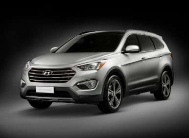 2013 Hyundai Santa Fe Redesigned With More Power, Improved Fuel Efficiency
