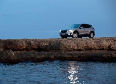 2013 Mazda CX-5 Promises to Offer Best-in-Class Fuel Efficiency